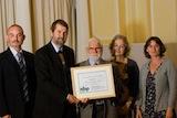 Norfolk Biodiversity Partnership Award Presentation
