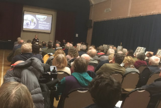 Conservation Manager Talk AGM 2019